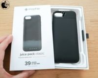 Apple Store、mophieのiPhone 8/7用バッテリーケース「mophie juice pack classic for iPhone 8 / 7」を販売開始