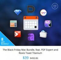StackSocial、492.86ドル相当のMacアプリを39ドルで販売する「The Black Friday Mac Bundle」を開催