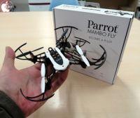 Swift Playgroundsを使って、Parrotのドローン「Parrot Mambo Fly Drone」をプログラミングで飛ばす