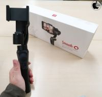 ZhiyunのiPhone向け3軸ジンバル「Zhiyun SMOOTH Q」を試す
