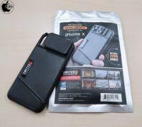 Ztylusのカメラレンズを4種類搭載したiPhone X専用ケース「Ztylus Switch 6 for iPhone X」を試す
