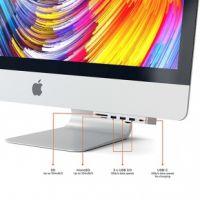 Satechi、iMac Pro、iMacの前面に増設可能なクランプマルチハブ「Satechi Aluminum Type-C Clamp Hub Pro」を発売開始
