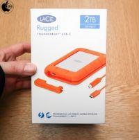 Apple Store、LaCieのThunderbolt 2&USB-C接続タフネスポータブルHDドライブ「LaCie 2TB Rugged Thunderbolt USB-C Hard Drive」を販売開始