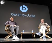 Netflix「ディファイアント・ワンズ: ドレー&ジミー」公開記念、Beats by Dr. Dre ルーク・ウッド社長&アレン・ヒューズ監督 トークショー