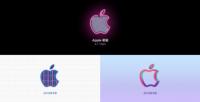 Apple、Apple 新宿に加えて2018年に2店舗オープンすることを示すAppleアイコンを掲載