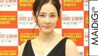 吉田羊、吉田鋼太郎の結婚にびっくり「『口説きたい』と言われていたのに…」 「第27回日本ジュエリーベストドレッサー賞」会見