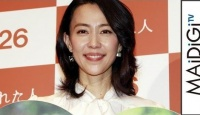 木村佳乃、娘のために「長生き」宣言 子育てで反省することも 映画「光をくれた人」トークイベント2