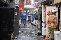 <新宿ゴールデン街放火>懲役3年6月の実刑判決