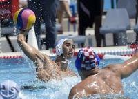 <世界水泳>水球男子の日本、リオ五輪の雪辱期す