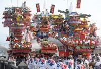 <日田祇園祭>勇壮、華麗に山鉾巡行 文化遺産登録後、初