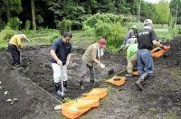 <前田慶次>米沢の「旧屋敷」跡発掘 生活の痕跡出土に期待