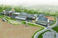 <福島県>初の義務教育学校が郡山に来春開校 小中一貫