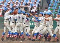 <夏の高校野球>花咲徳栄が優勝 埼玉県勢として初