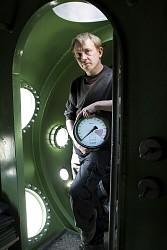 <デンマーク>潜水艦内密室殺人か 女性記者の遺体発見