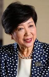 <東京都>小池知事の特別秘書2人給与は年額1410万円