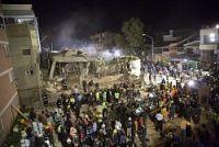 <メキシコ地震>首都で小学校倒壊 市長が非常事態宣言
