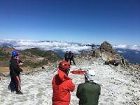 <御嶽山噴火3年>「ドローン」で不明者の初捜索