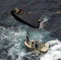 <北朝鮮転覆船内>3人の遺体発見 別の船に4遺体