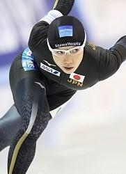 <スピードスケート>小平奈緒が世界新 W杯女子1000m