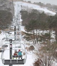 <兵庫・神河>国内14年ぶり、スキー場 「トリクル」期待