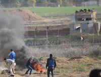 <エルサレム首都認定>パレスチナ衝突4人死亡300人負傷