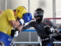<ボクシング>拳四朗「KOで」 2度目の防衛戦