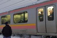 <信越線立ち往生>JR東、バス提供を断る「全員乗れない」