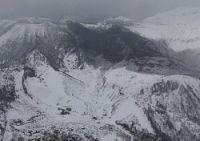 <群馬>草津白根山が噴火 スキー場で雪崩 12人けが