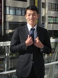 <プロ野球>田中さん、新たな挑戦 京大→ロッテ→商社マン