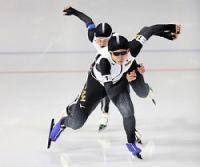 <五輪スケート>チーム力の日本に金 圧倒的な「個」退ける