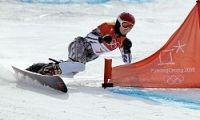 <五輪スノーボード>レデツカ快挙、2種目同時「金」