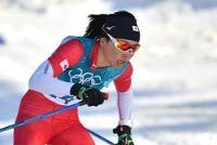 <五輪スキー>石田は10位 距離女子30キロクラシカル