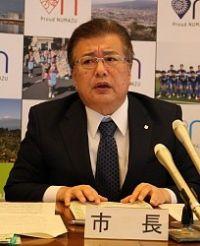 <訃報>沼津市長の大沼明穂氏が急死 58歳