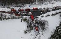 <東京・奥多摩>登山の男女13人全員発見 命に別条なし