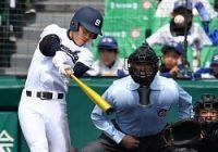 <選抜高校野球>静岡が大量点 エース春が駒大苫小牧を完封