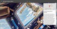 Googleストリートビュー、国際宇宙ステーション(ISS)を公開。宇宙飛行士が内部を撮影
