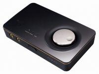 ASUS、ヘッドホンアンプ内蔵で7.1 HDサラウンドのUSBサウンドカードを発売