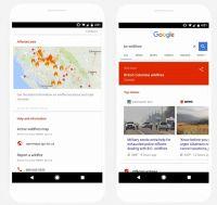 Google、災害時に何が起きていて何をすべきかが分かりやすい「SOSアラート」実装