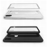 iPhoneXのガラスボディの美しさを損なわないゴリラガラスの「LINKASE」