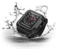 トリニティ、Apple Watch用の完全防水ケースとiPhone X用の衝撃吸収ケースを発売
