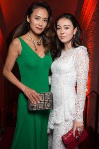 後藤久美子&長女・エレナ、セレブが集うパーティーへ メディアデビューで注目集める
