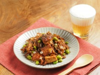 焼き!汁なし!規格外!噂の筋肉料理人の「麻婆豆腐」がすごい【今週は豆腐】