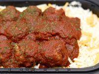 コストコの1.5キロ『ミートボールドリア』の肉団子はデカイだけじゃない