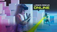 【Gear VR】無料で手軽に遊べるオンラインVRFPS『Laser Arena Online』