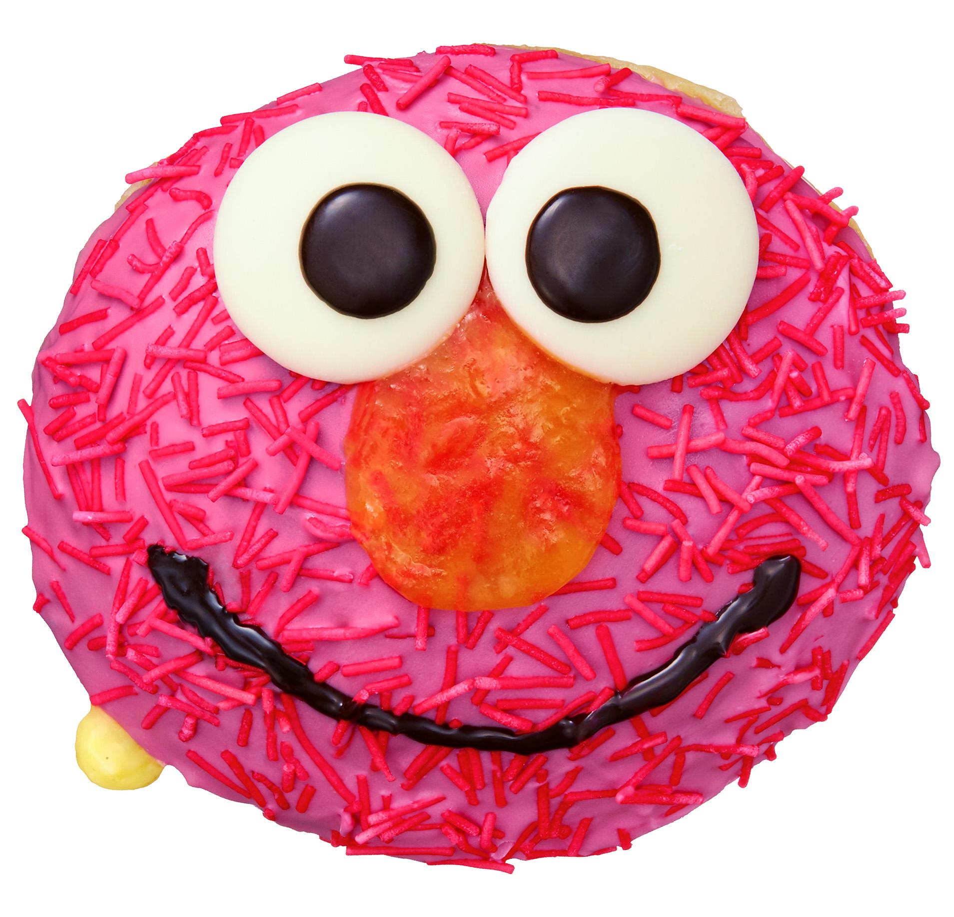 エルモやクッキーモンスターがドーナツに クリスピー クリーム ドーナツ と セサミストリート の限定コラボ登場 ローリエプレス