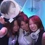 鈴木亜美ホストでDJイベント開催、フードメニューも好評