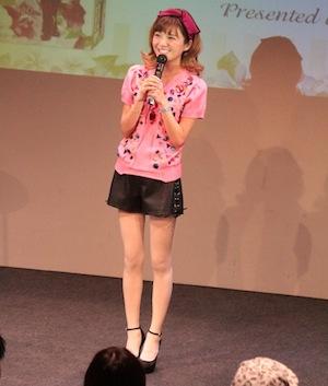 AAA 宇野実彩子プロデュースの着圧タイツ、購入者限定トークショーを開催 , エキサイトニュース