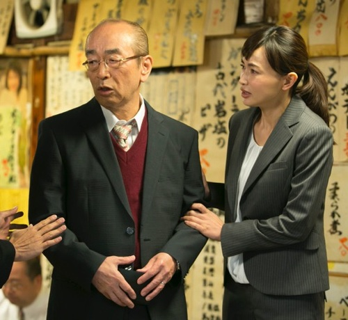 長谷川京子、志村けんとの初共演に歓喜