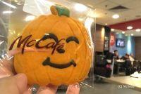 【中国 最新レポ】 中国のマックカフェで見つけた「ハロウィン」限定