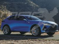 レクサスの最上級SUVが2021年にデビューか!? なんと、Fモデルも用意される